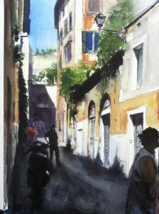 Gata i Rom